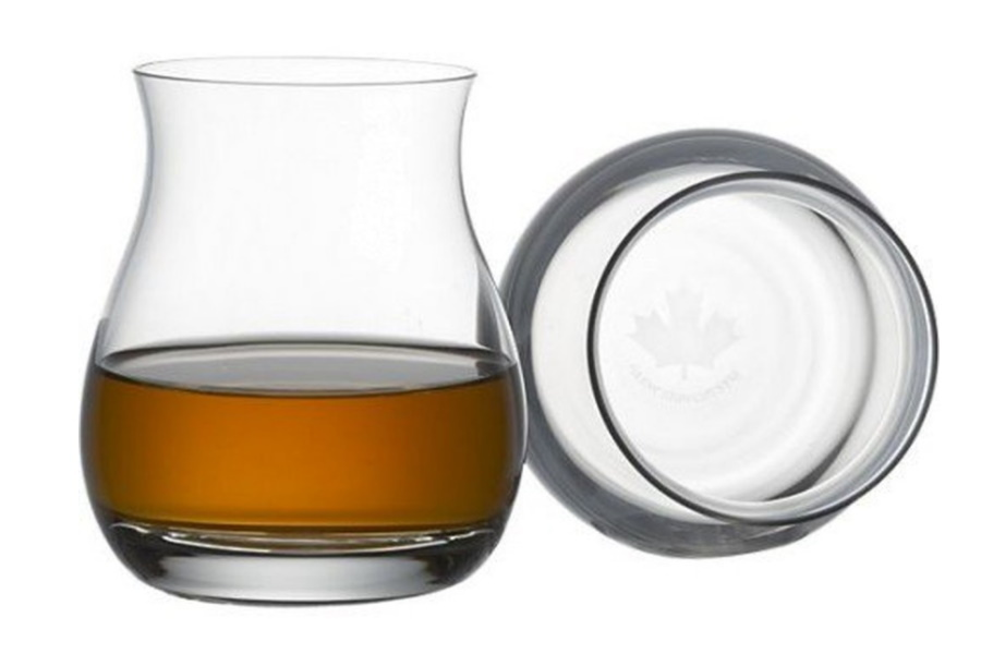 Best Whisky Glasses - Glencairn Crystal Canadian Whisky Glass