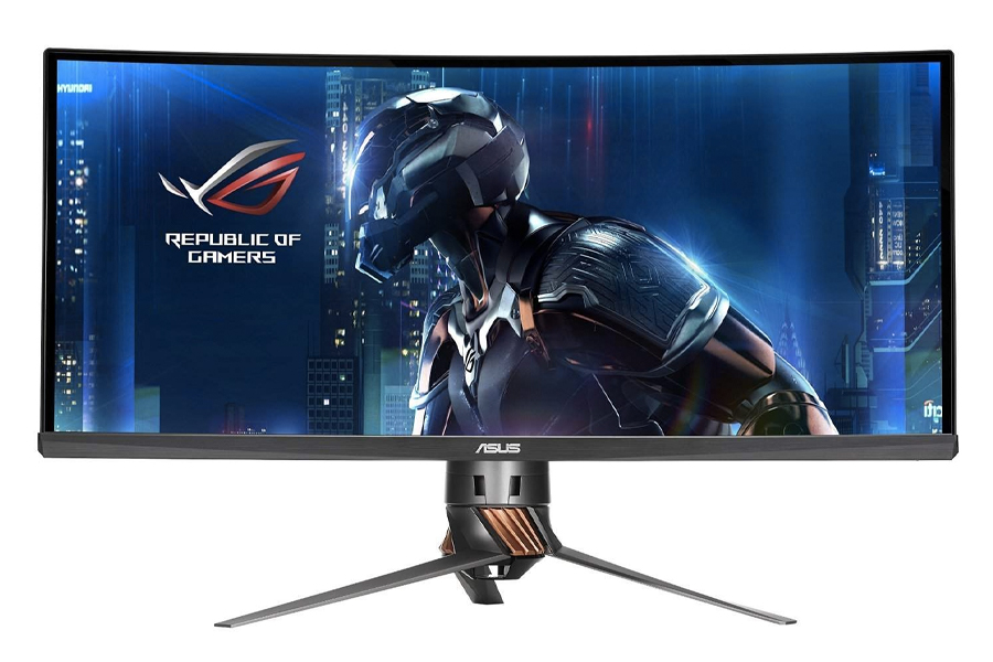 Best monitors for gaming and work - Asus ROG Swift PG27UQ