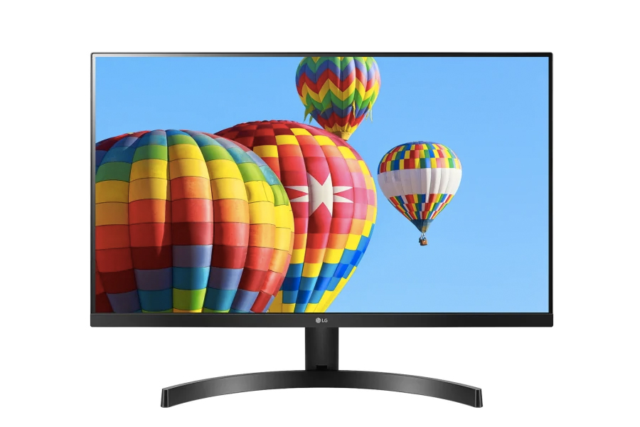 Best monitors for gaming and work - LG LG27MK600M-B