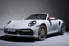 Brand-New Porsche 911 Turbo S