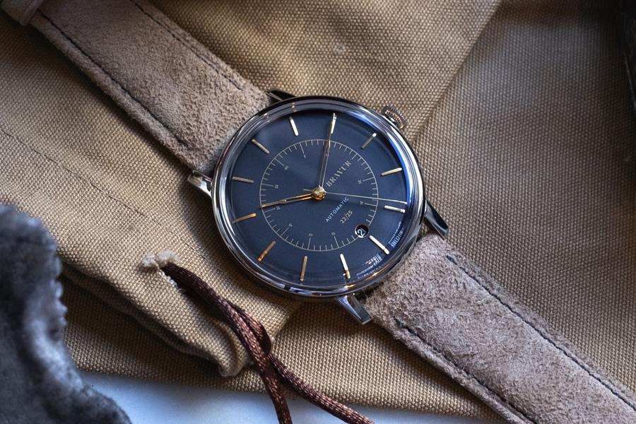 Bravur Scandinavia Limited Edition watch