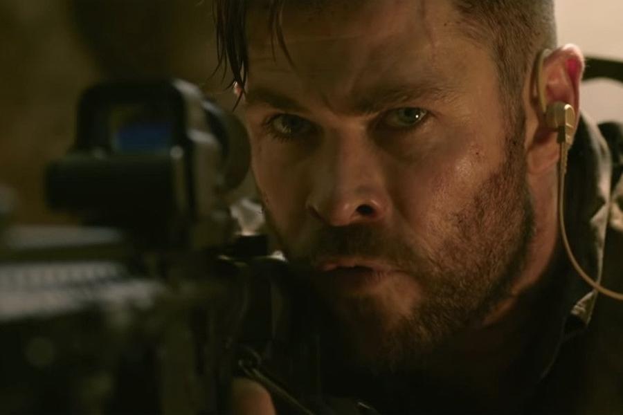 Chris Hemsworth Netflix Film Extraction trailer released 1