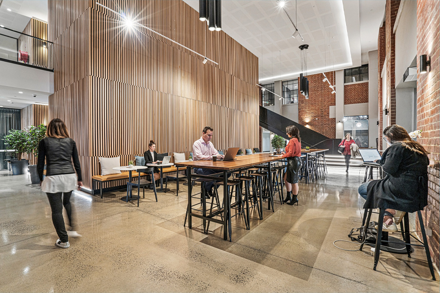 Co-Working Melbourne - United Co