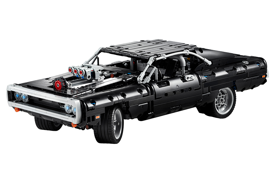 DOM's Lego Technic Dodge Charger