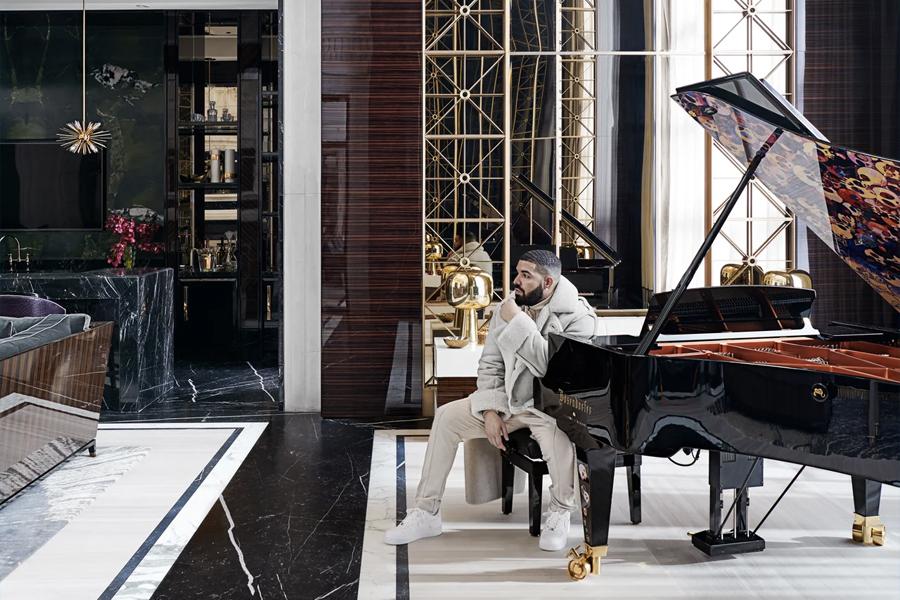 Drake's House 6