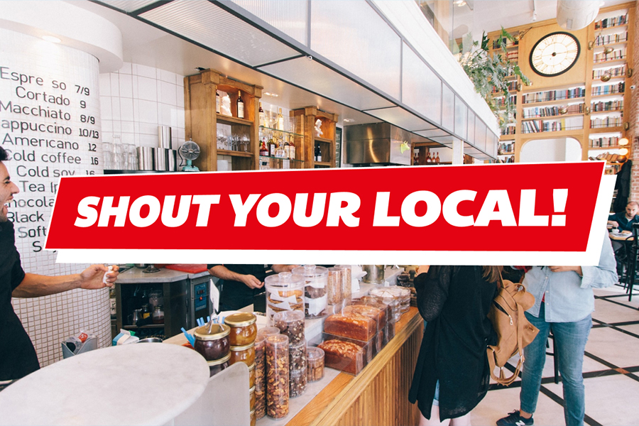 FGF -shout your local