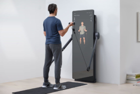 Forme Fitness Mirror indoor exercise