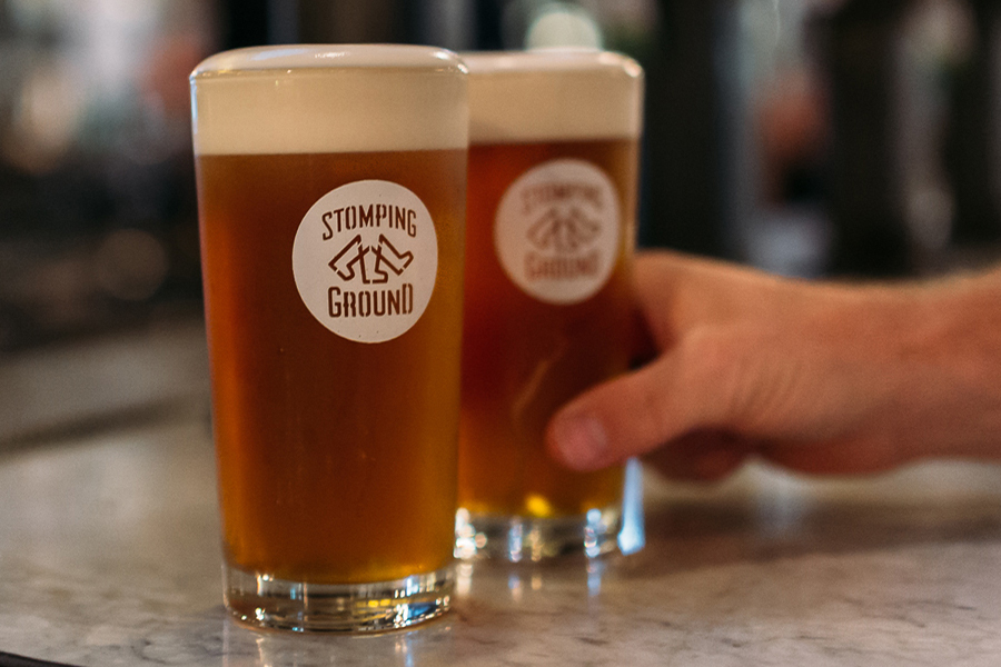 Feel-Good Friday April 17 - 'A Good Beer Always Helps' Campaign