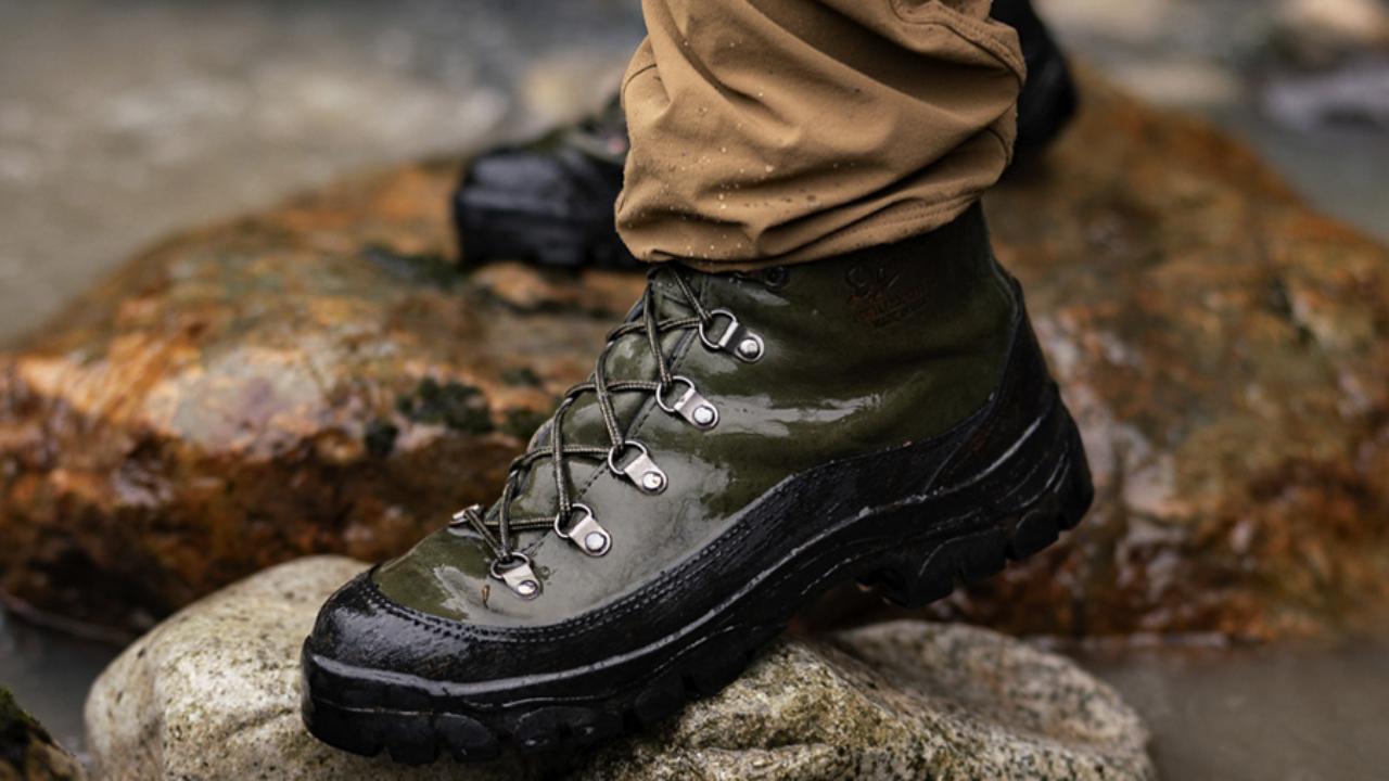 Filson X Danner Combat Hiker Delivers Military-Grade Quality | Man ...