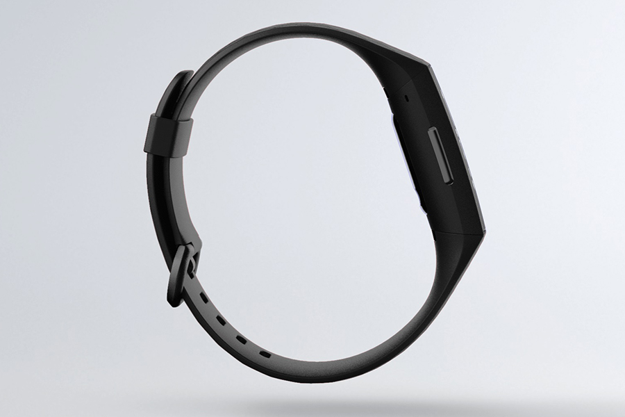 Fitbit Charge 4™ side view