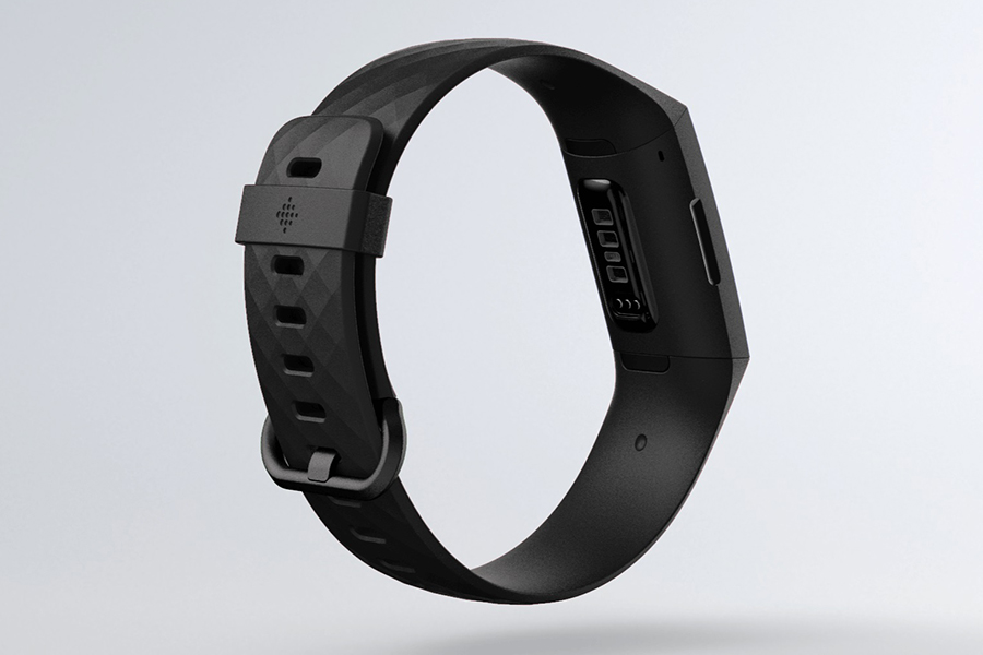 Fitbit Charge 4™ back view