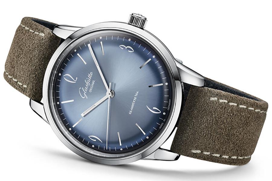 Glashütte Original Sixties watch