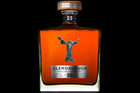 Glendalough 25-Year Single Malt Whiskey