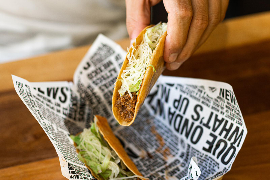 The good people over at Guzman y Gomez are putting their tortillas where their mouths are (not literally) and offering up a new $3 taco.