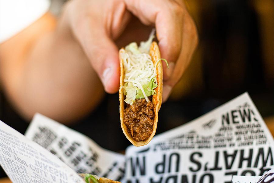 Guzman y Gomez $3 Taco
