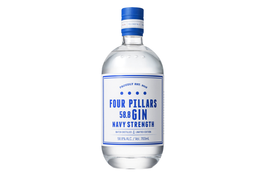 How to Make the Perfect Gin and Tonic - Four Pillars Navy Strength Gin