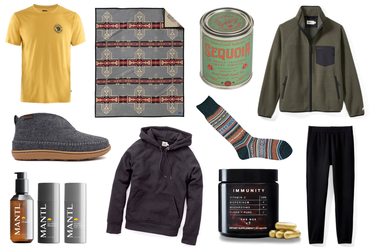 Products from Huckberry Finds April