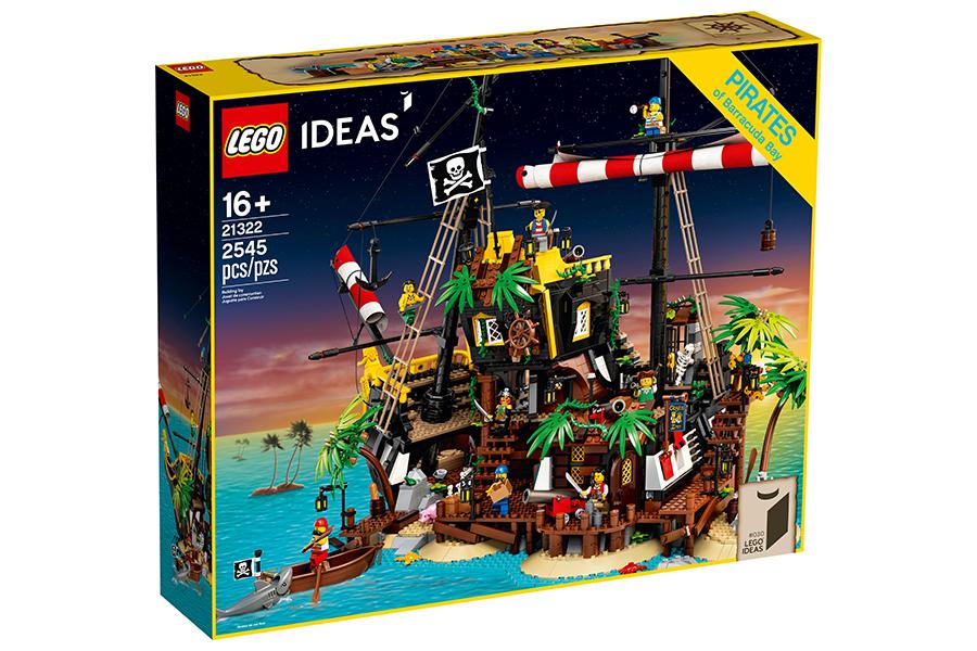 Lego Pirates of Barracuda