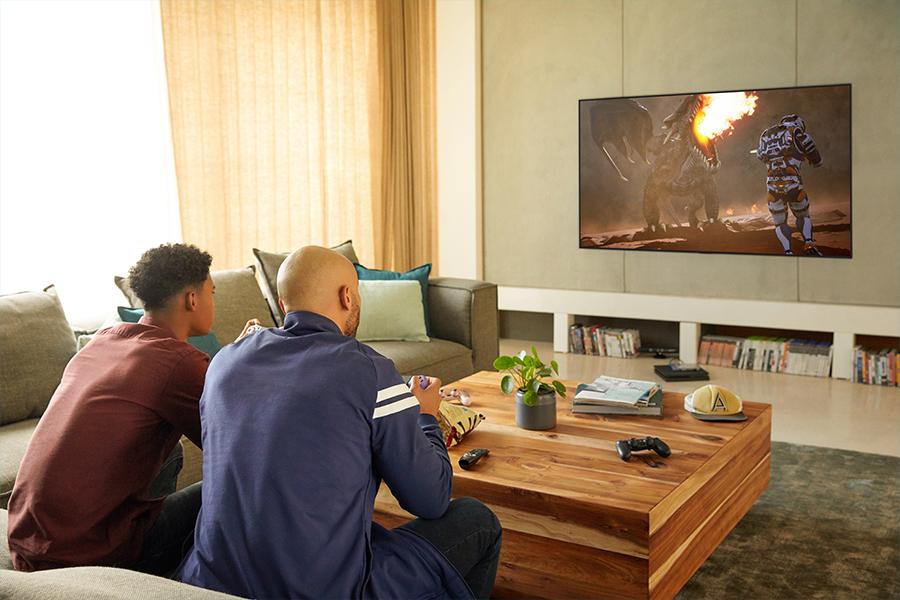 LG 2020 OLED 8K TV Range 1