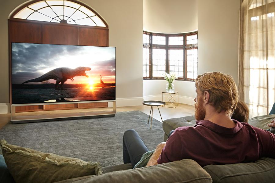 LG 2020 OLED 8K TV Range