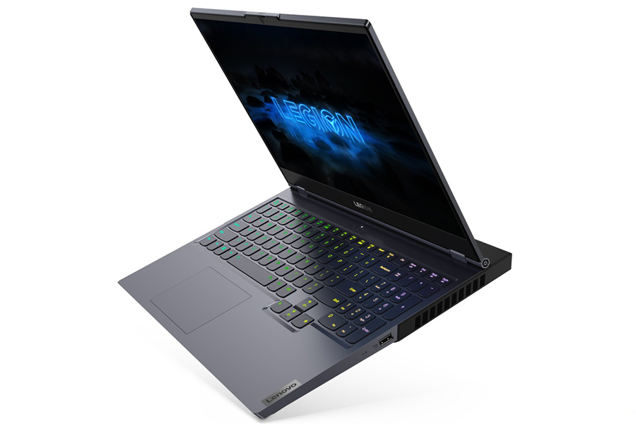 Lenovo Legion 7i Gaming Laptop side view