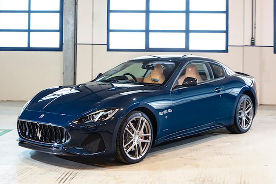 Maserati Collector's Edition vehicle