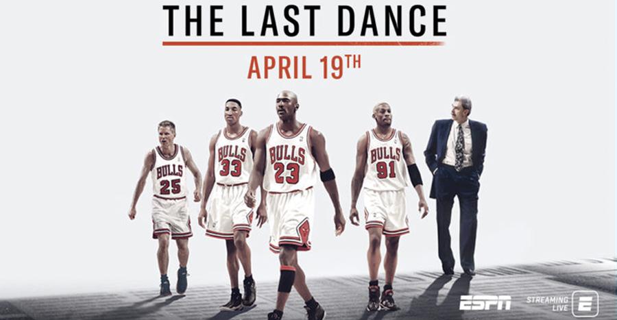 Michael Jordan Documentary - The Last Dance