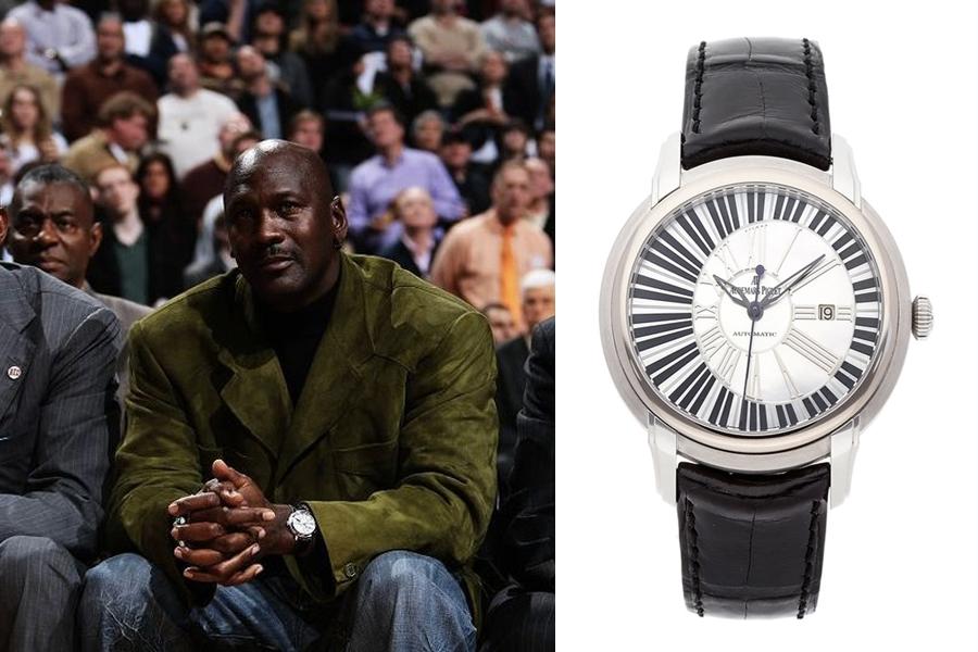Michael Jordan Watch Collection - Audemars Piguet Millenary