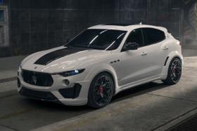 NOVITEC's ESTESO Maserati Levante SUV