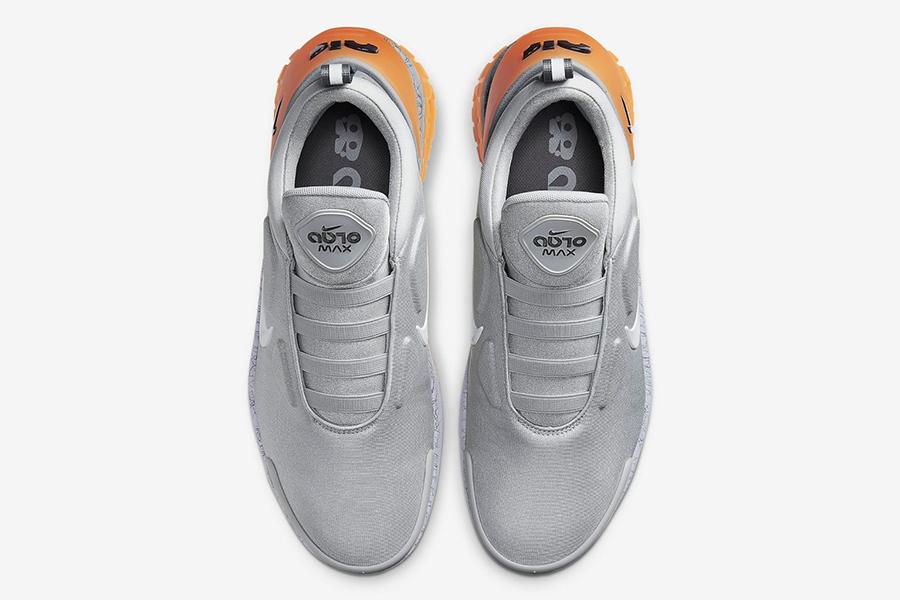 Nike Air Max top view