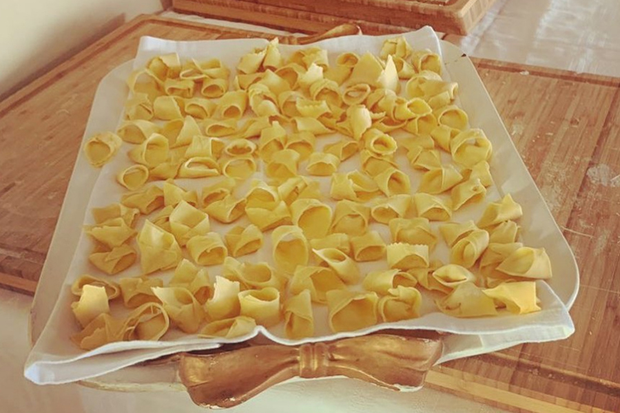 Nonna is offering pasta cooking class