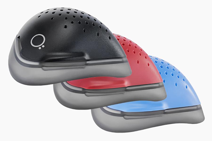 O2 Curve Mask diferent color