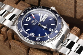 ORIENT Ray II Automatic Blue Dial Men's Watch