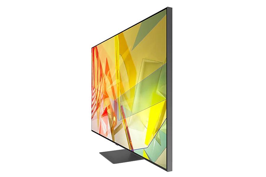 Samsung Q95T QLED 4K TV side view