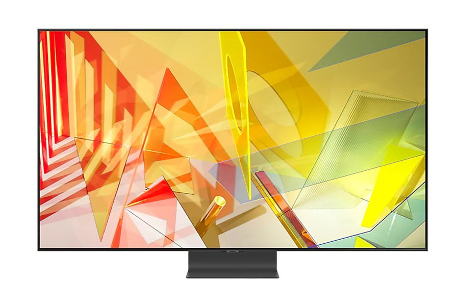 Samsung Q95T QLED 4K TV front