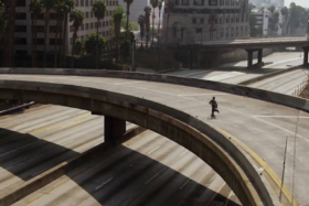 Skateboarding In A Global Pandemic COVID-19 Los Angeles