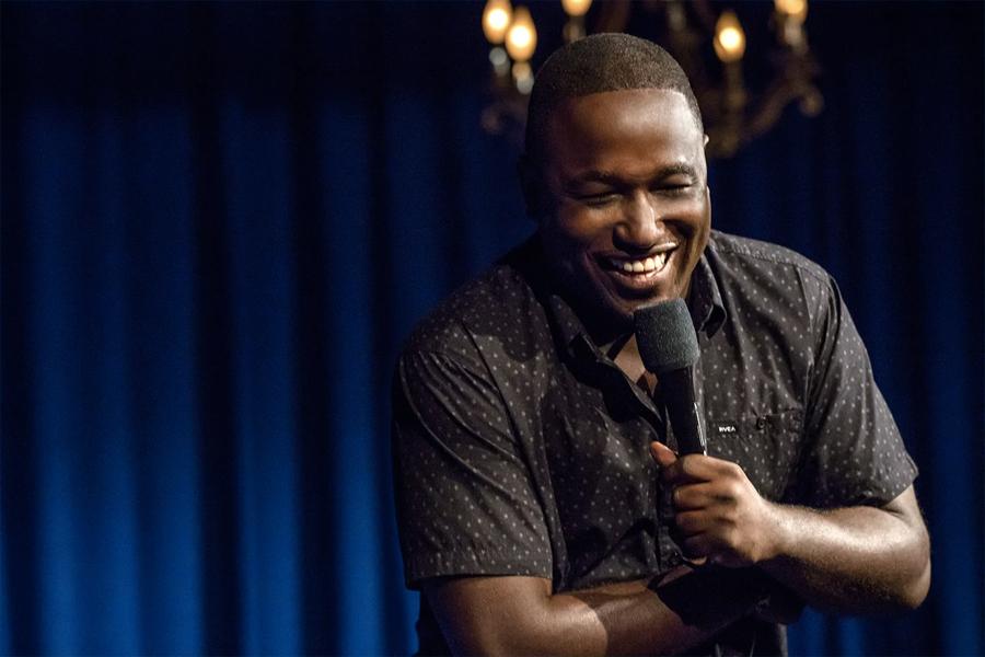 Stand up Comedy on Netflix Hannibal Burress