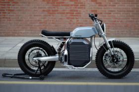 Switch Motorcycle eScrambler