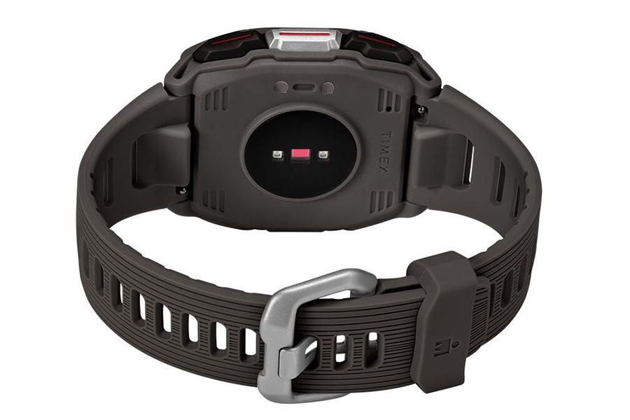 imex Ironman R300 GPS Watch back view