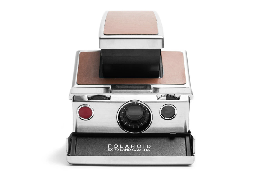 Uncrate Supple 2 - Polaroid SX 70 Camera