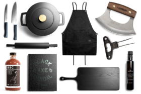 Products from the Uncrate Supply Home Chef list
