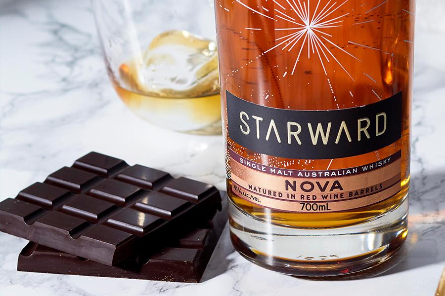 Whisky and Dark Chocolate