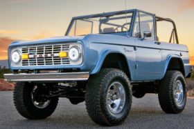 Win a Custom Electric Ford Bronco and $20,000