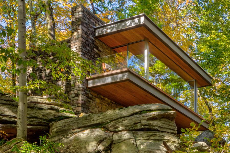 Writers Studio by Eric J Smith Architect