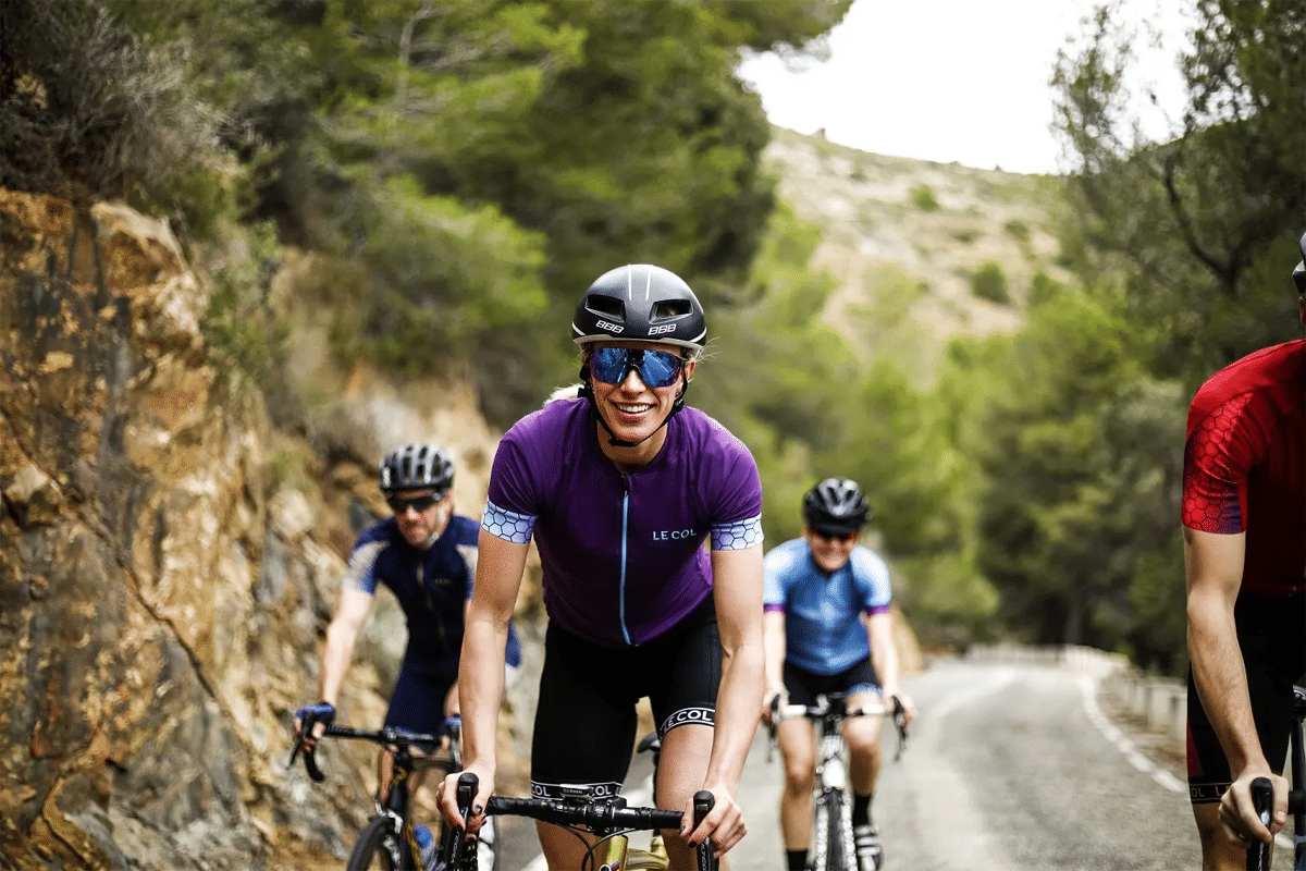 Best cycling clothing brands le col