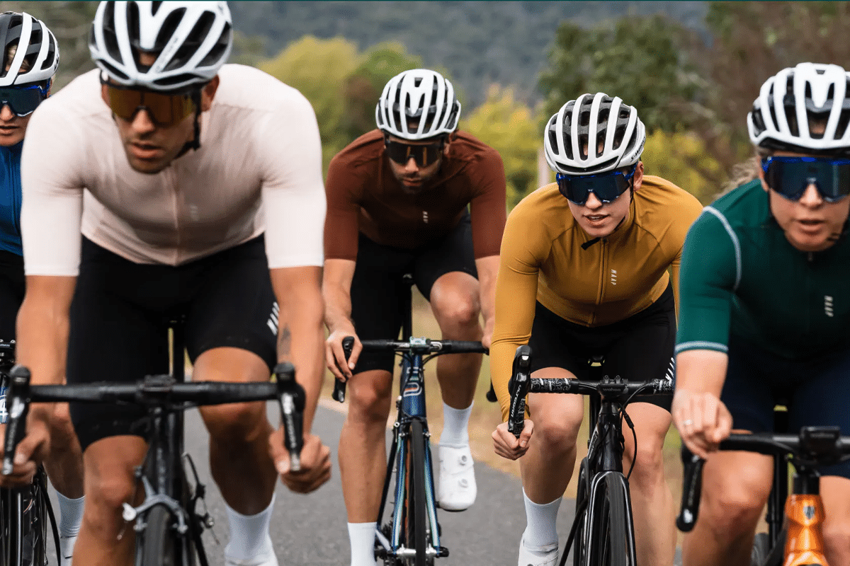 Best cycling clothing brands maap