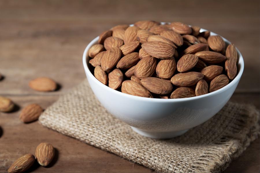 immune boosting foods - Almond