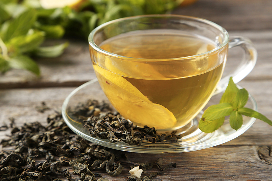 immune boosting foods - Green Tea
