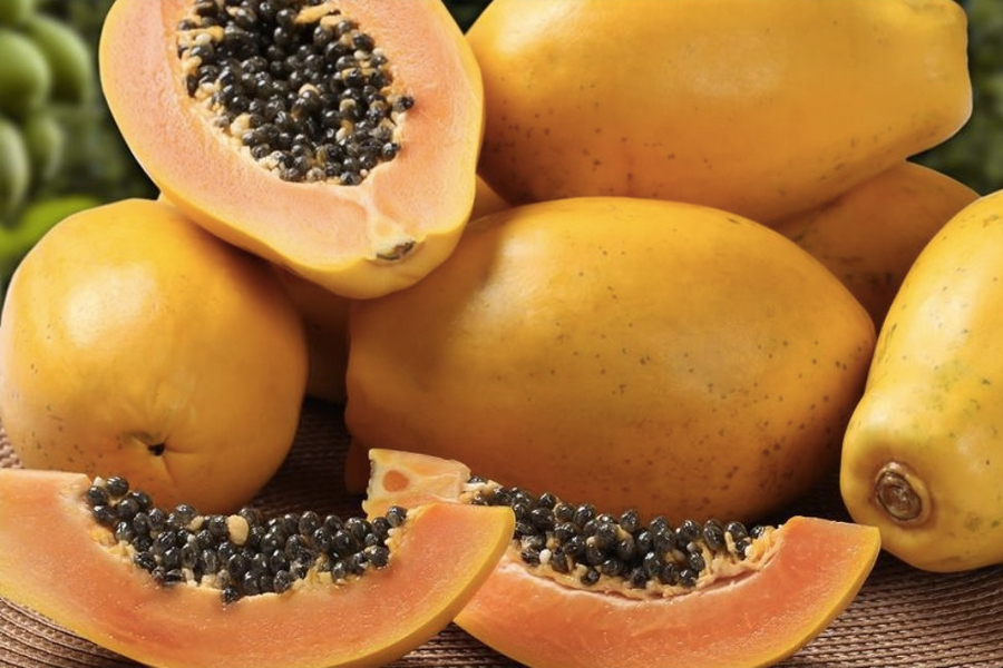 immune boosting foods - Papaya