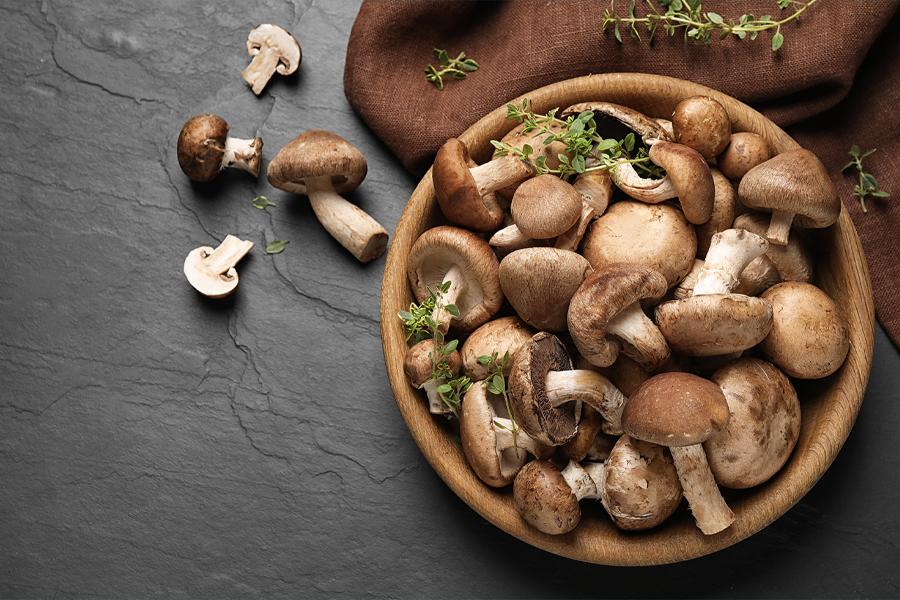 immune boosting foods - Shitake Mushrooms